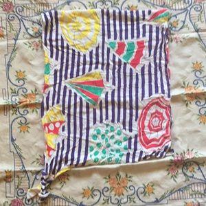 Swim - ☔️ 90s Beach Umbrella Waist Sarong